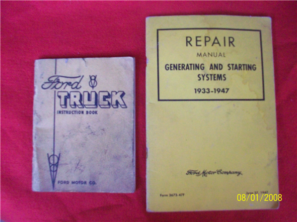 Part Manuales Ford