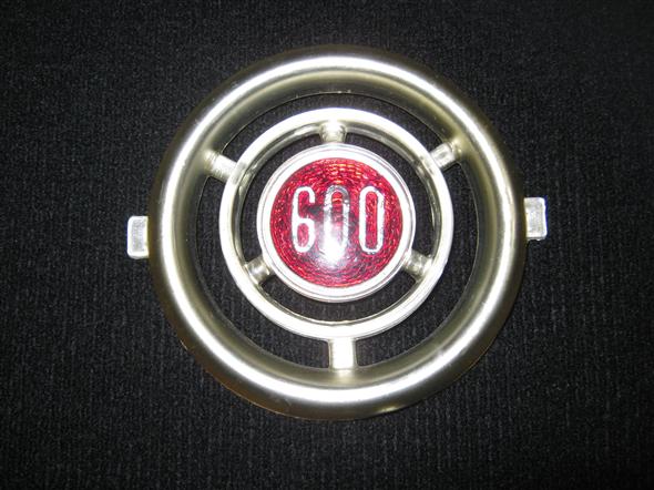 Part Parrilla Plastica Fiat 600 D
