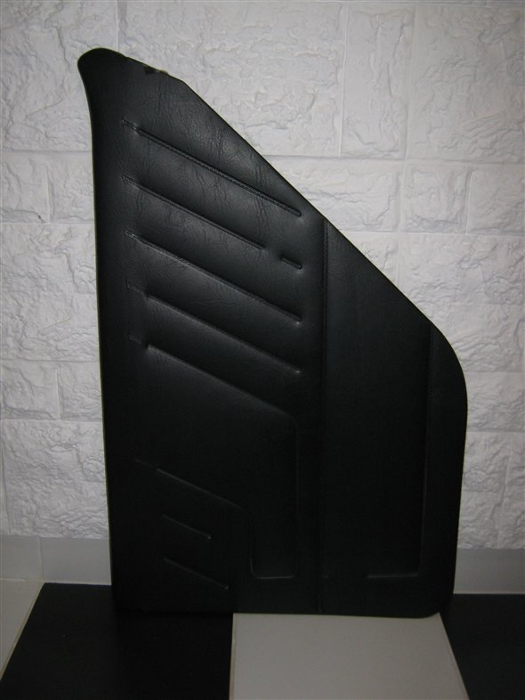 Part Upholstered Panel Right Rear Door Renault 12 M/v