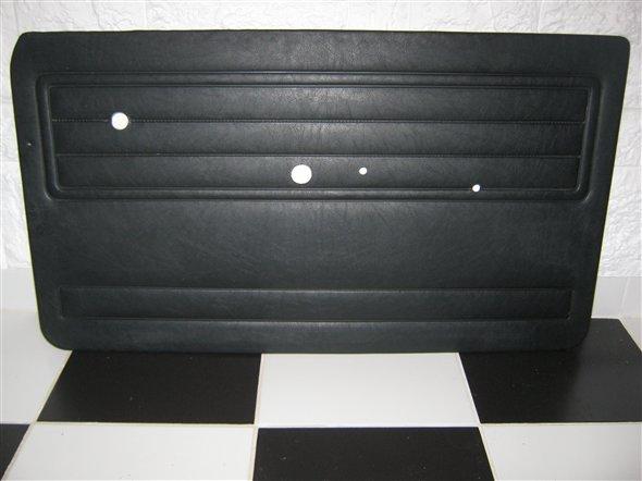 Repuesto Panel Tapizado Puerta Fiat 128 Modelo Viejo