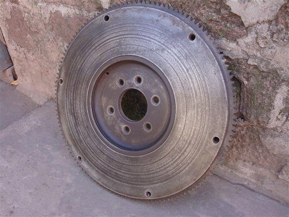 Part Flywheel Clutch Dodge V8 Gtx