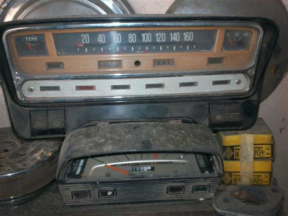 Part Board Fiat 1500