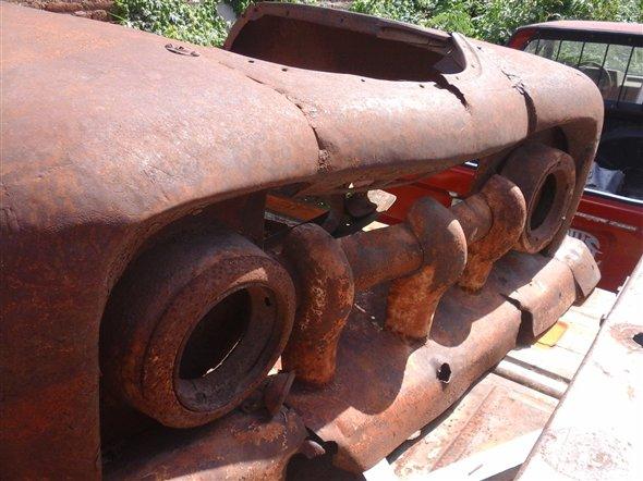 Repuesto Trompa F1 1952