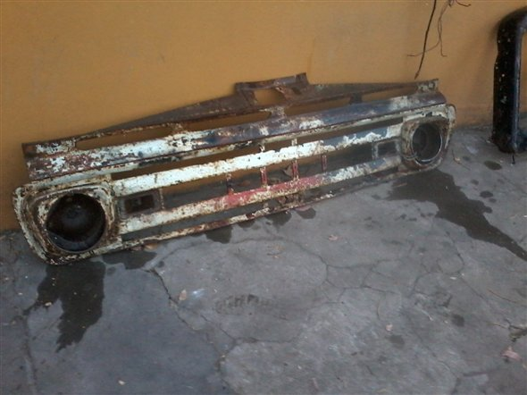 Repuesto Parrilla Ford F100