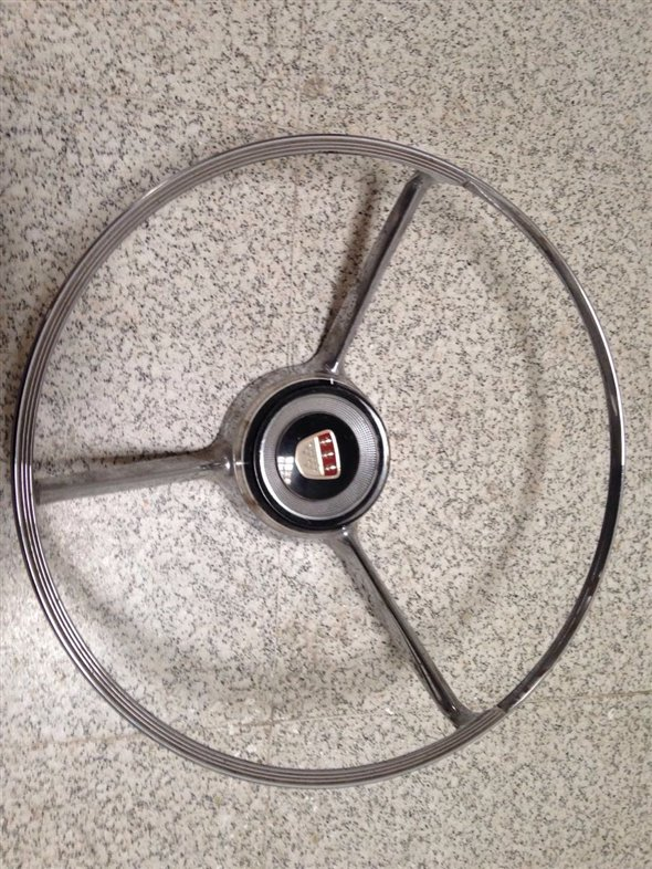 Part Steering Wheel Center Taunus 17m