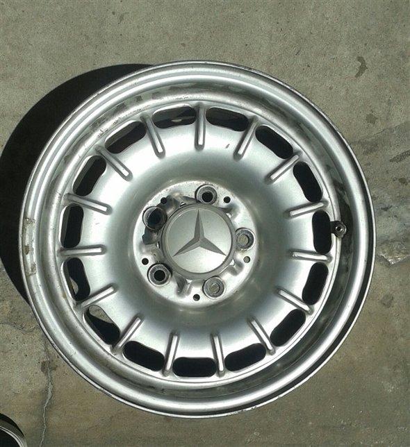 Part Mercedes Rims
