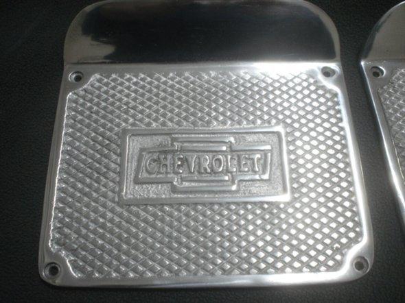Part Footpegs Chevrolet