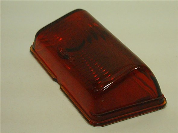 Part Glass Tail Light Dodge 1947