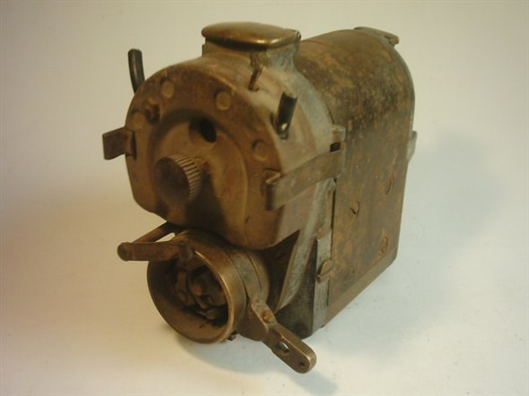 Part Old Magneto Bosch Four-cylinder