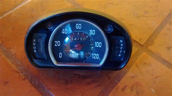 Part Speedometer Fiat 600 E