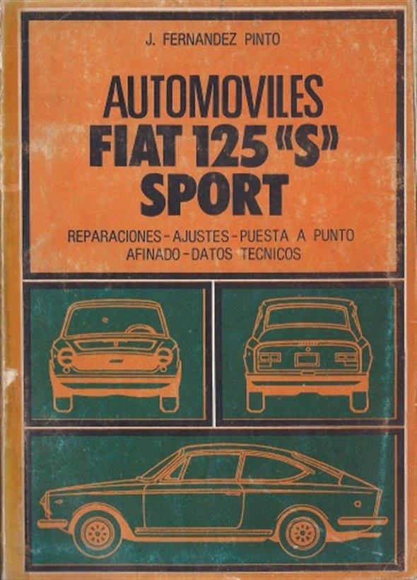 Part Manual Fiat 125 Sport