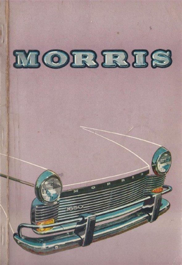 Part Manual Morris