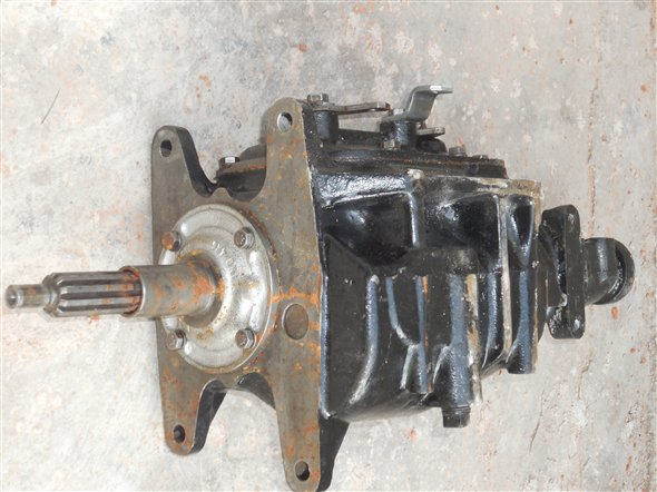 Part Gearbox Aed