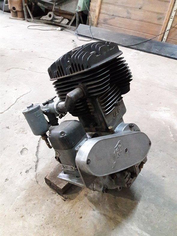 Part Jap Engine