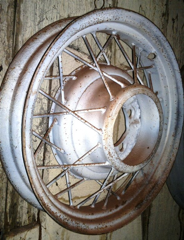 Part 1933 Ford Rims