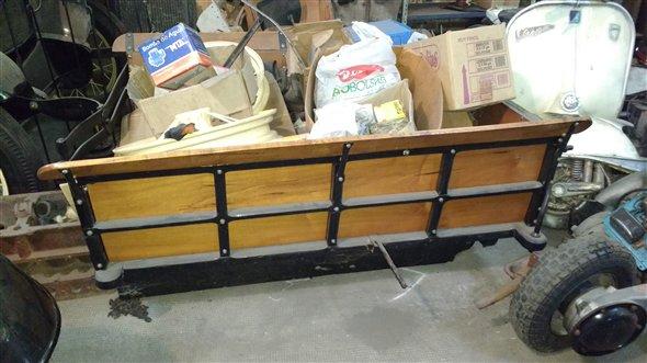 Part Cargo Box