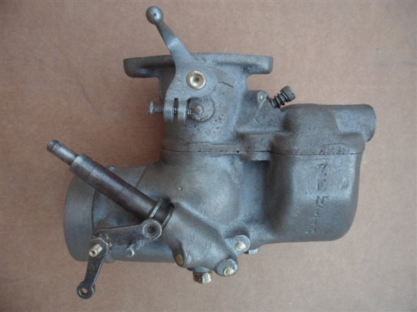 Part Carburetor Ford B