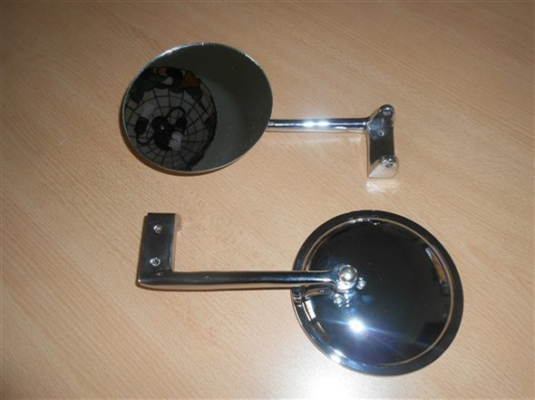Part Mirrors Ford A