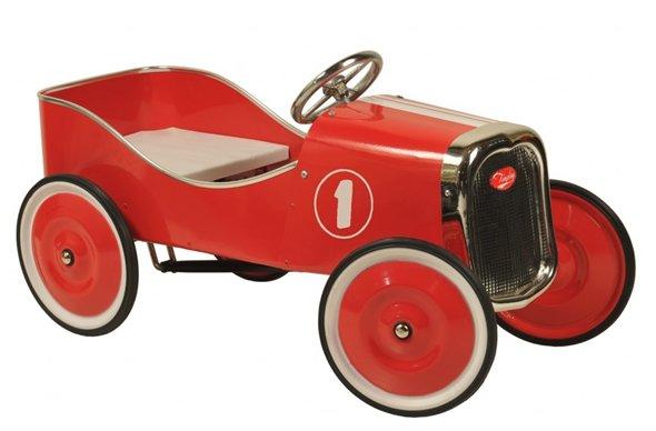 Part Pedal Car