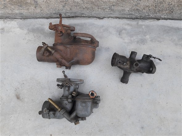 Part Carburetors