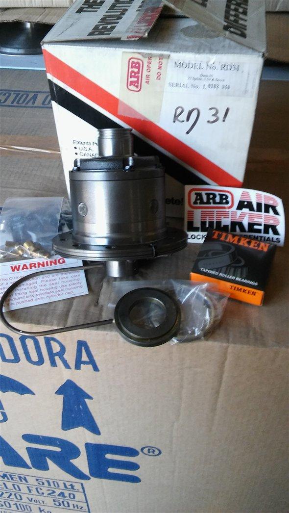Part Arb Air Locker