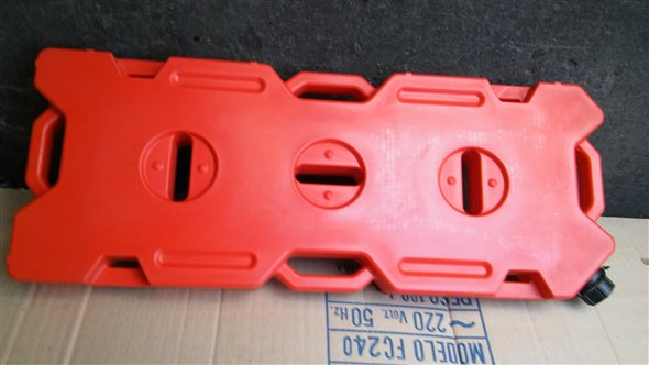 Part Rotopax Ultra Slim Plastic Tank