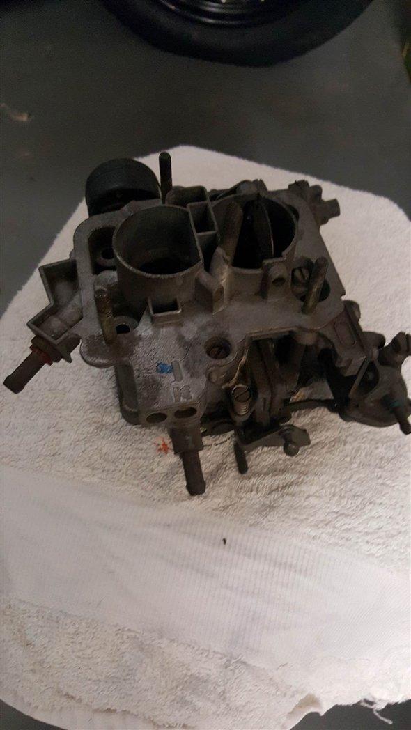 Part Carburetor Weber 30-30 French