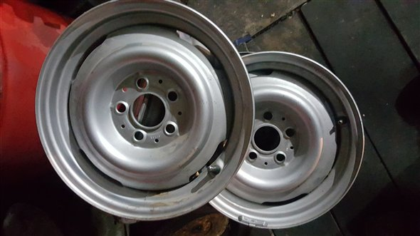 Part Center Rims Ford