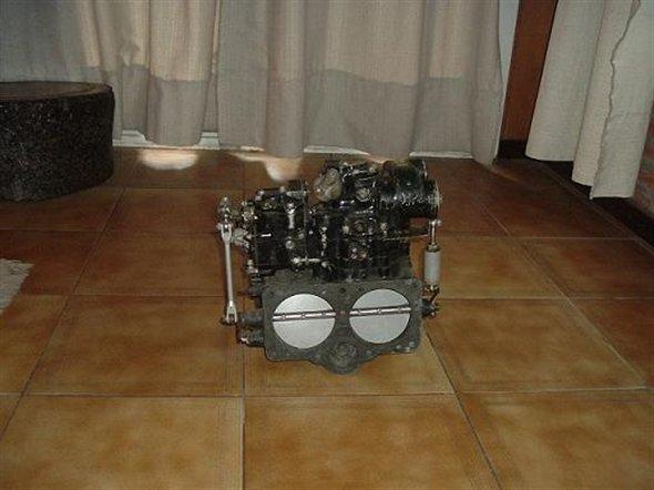 Part Carburetor Aircraft