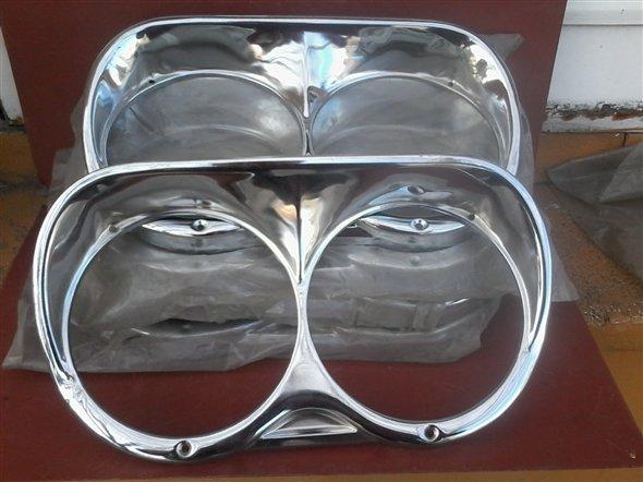 Part Apache Headlight Rings