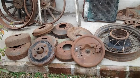 Part Spare Parts Ford T To Chevrolet