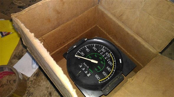 Part Ford Mustang Speedometer