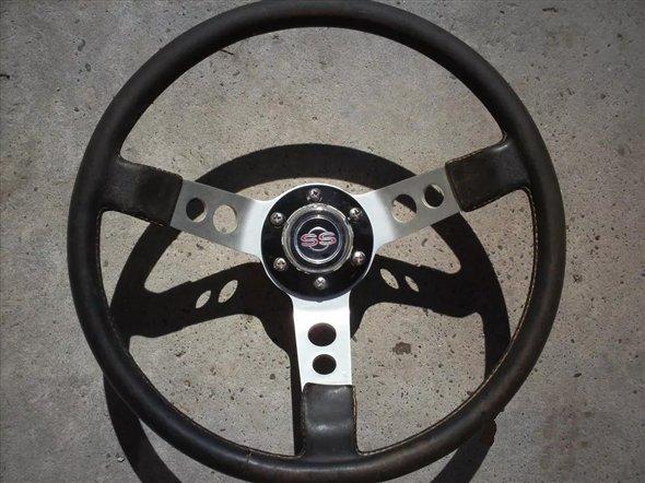 Repuesto Volante Chevrolet 400 Super Sport