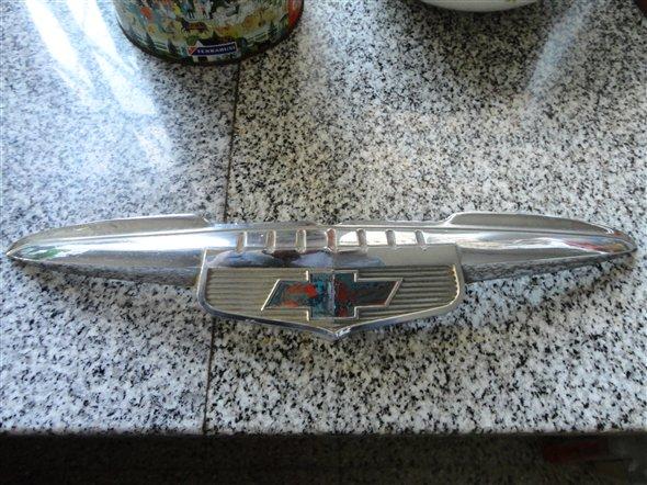 Repuesto Insignia Parrilla Chevrolet