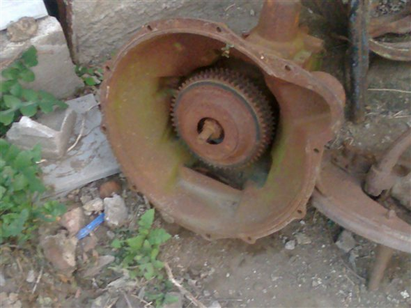 Part Gearbox Ford A 1927/28