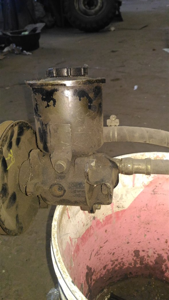 Part Pump Direction Hydraulic Tank