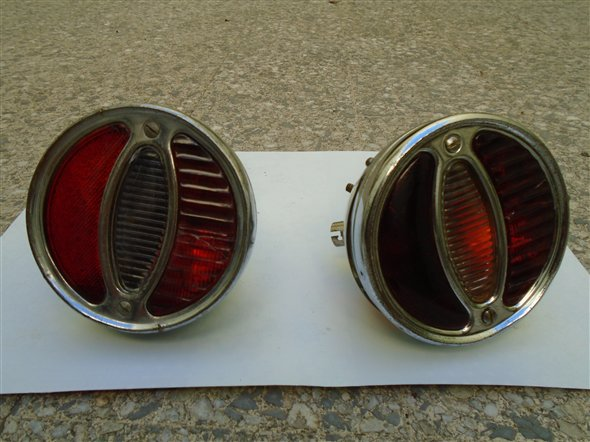 Part Buick Headlights