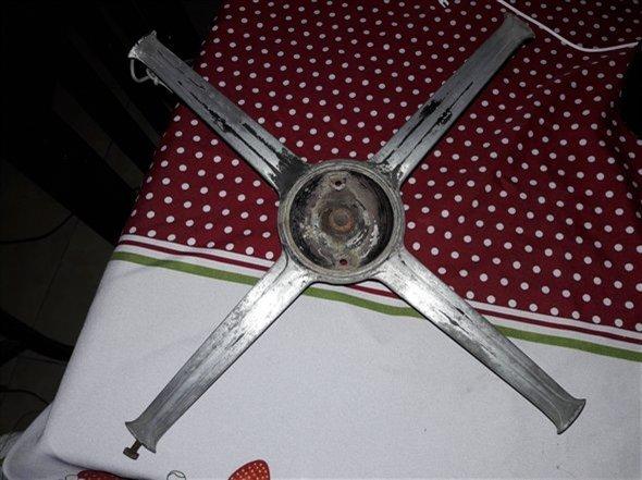 Repuesto Volante Aluminio