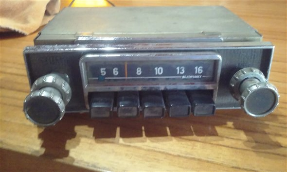 Part Blaupunkt Radio