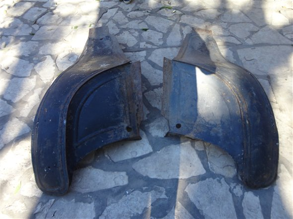 Part Fender Ford T 1925