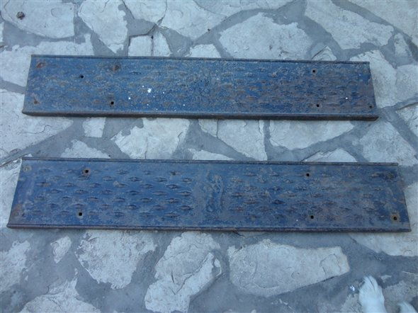 Part Running Boards Ford T 1925