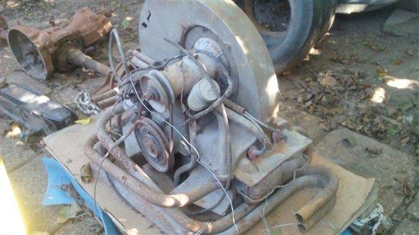 Repuesto Motor Escarabajo 1951