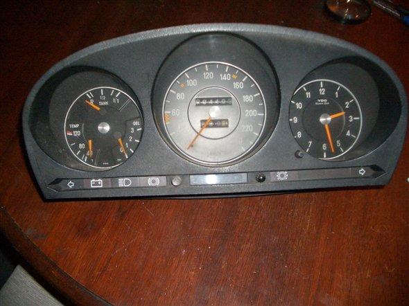 Repuesto Tablero Mercedes Benz