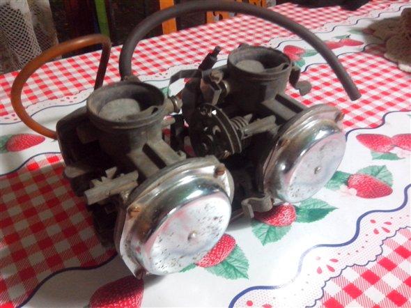 Repuesto Carburadores Kei-Hin