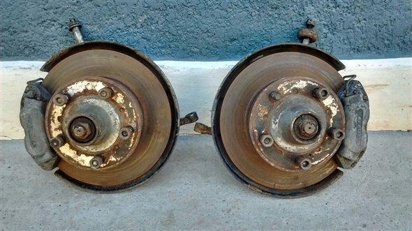 Repuesto Caliper Discos Torino