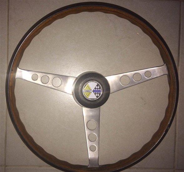 Part Steering Wheel Renault Gordini