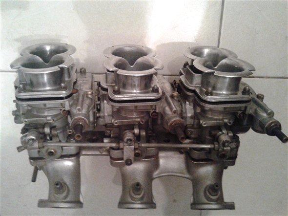Repuesto Carburadores Weber Dino Ferrari 40/40