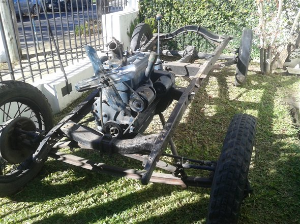 Part Mechanical Ford A