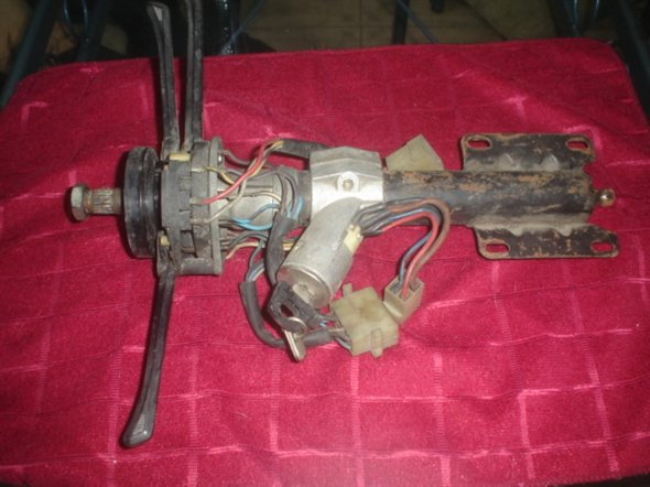 Part Fiat 128 Sedan Steering Column