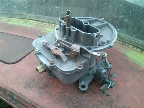 Part Carburetor Torino